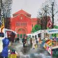 Nantes Le Marché des Américains